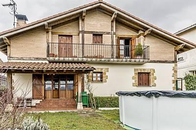 Casa vistas a la montaña Álava