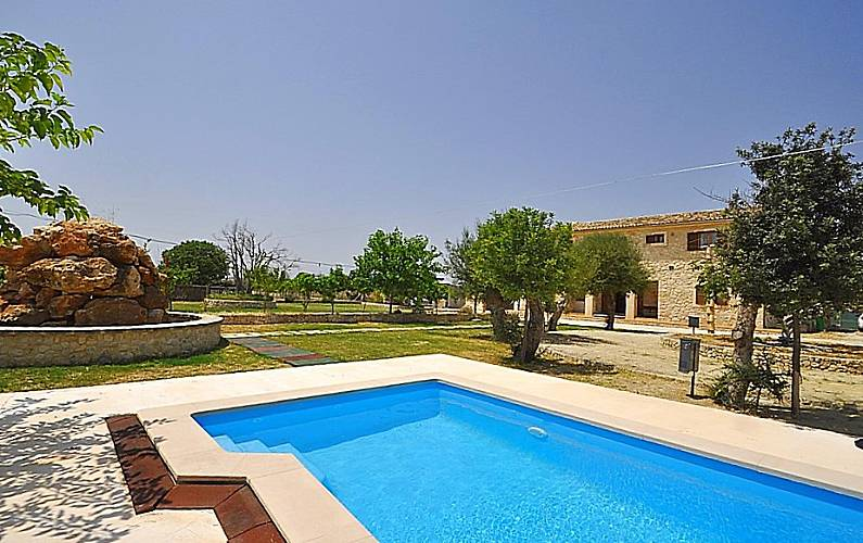 SON PUJOL- Majestic country house with private pool in
