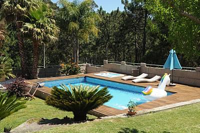 Villa en alquiler a 2 km de la playa Pontevedra