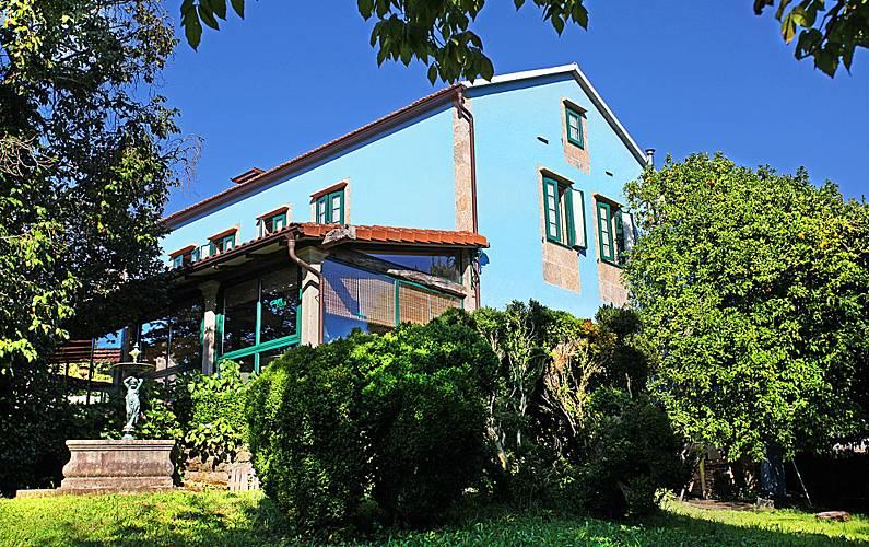 Villa para 1-10 personas en Gomesende Ourense/Orense