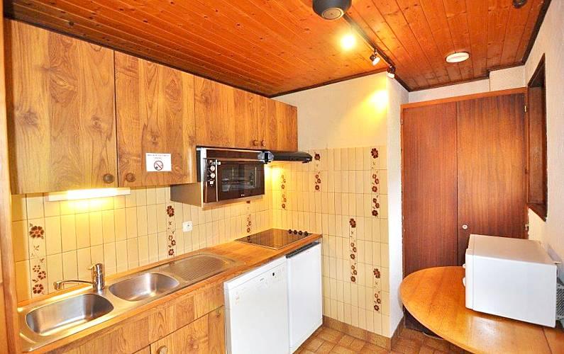 Apartment With Mountain View La Chapelle D Abondance Upper Savoy Francia Esqui