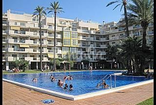 Apartamento para 4-6 personas a 100 m de la playa Alicante