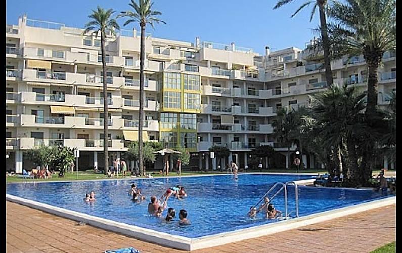 Appartement pour 4 6 personnes 100 m de la plage d nia for Chauffage piscine russe