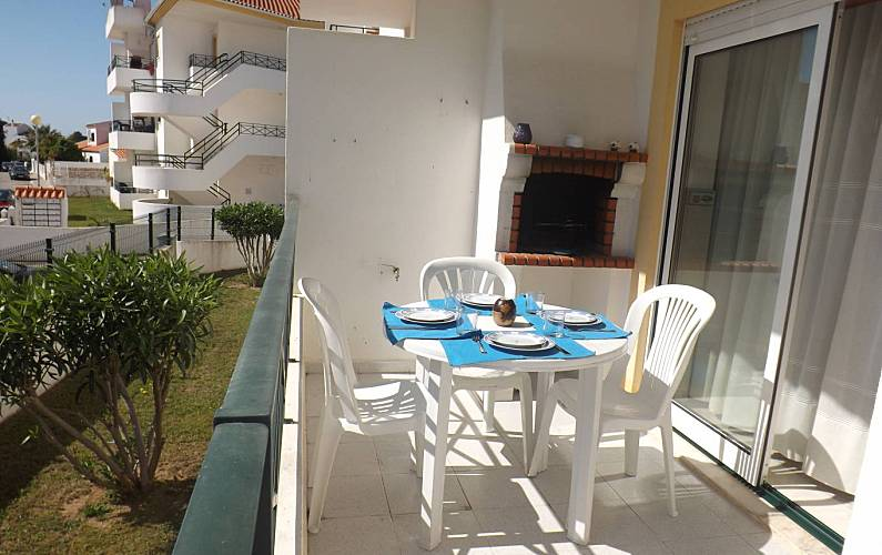 Apts Terrace Algarve-Faro Albufeira Apartment - Terrace