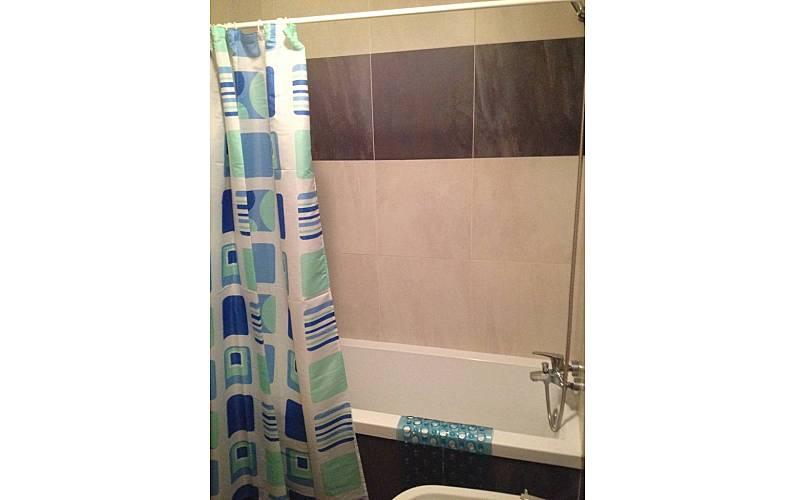 Apartment Bathroom Pontevedra Cangas Apartment - Bathroom