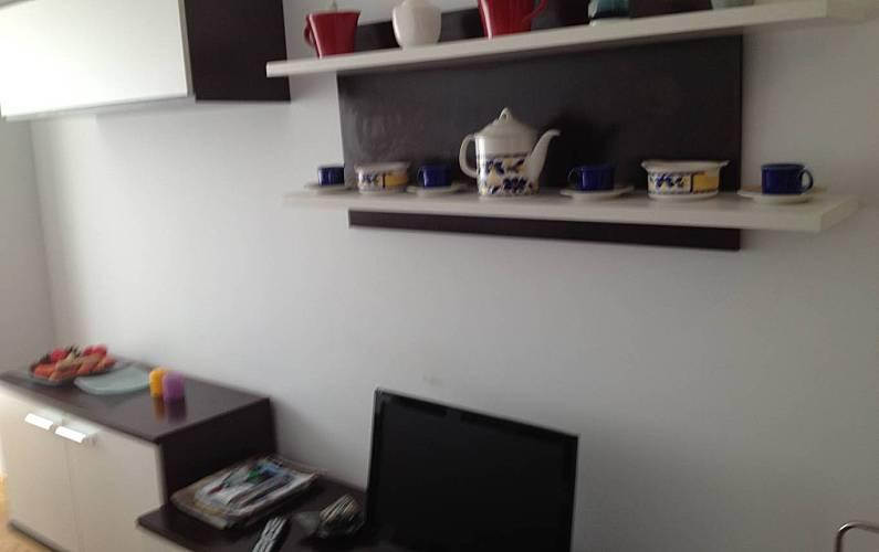 Apartment Living-room Pontevedra Cangas Apartment - Living-room