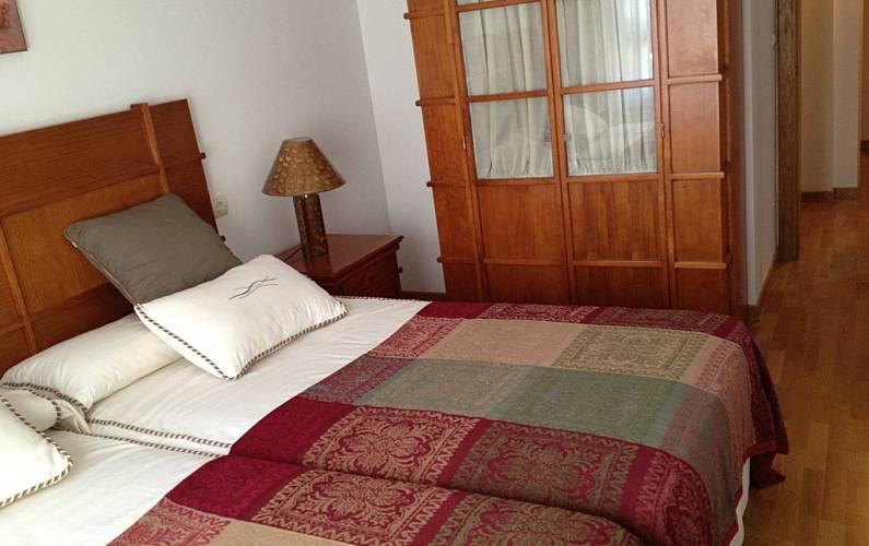Apartment Bedroom Pontevedra Cangas Apartment - Bedroom