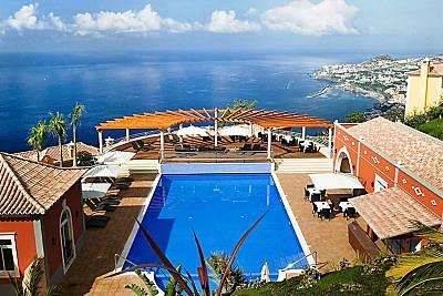 Apartamento para 4 pessoas em Funchal Ilha da Madeira