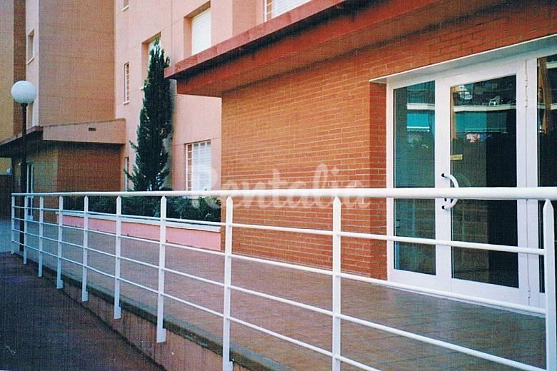 Apartamento Exterior del aloj. Tarragona Vila-seca Apartamento