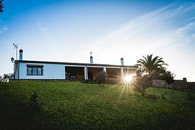 Espectacular villa con piscina Badajoz