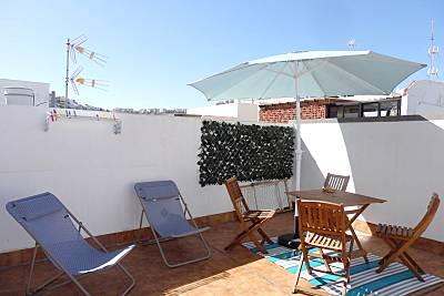 Bonito apt con terraza & Wifi Gran Canaria