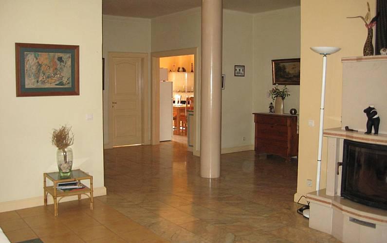 Beco Interior del aloj. Leiria Leiria Villa en entorno rural - Interior del aloj.