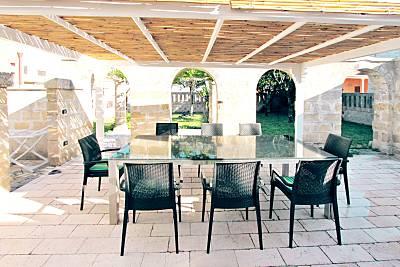 Meravigliosa casa con giardino Lecce