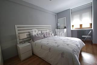 Appartement pour 5-6 personnes à Oviedo centre Asturies