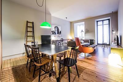 Apartamento para 1-6 personas en Donostia/San Sebastián centro Guipúzcoa