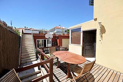 Grande casa con jardín & terraza Lisboa