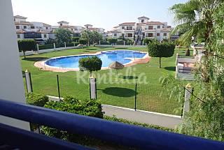 Casa para 4-6 personas a 90 m de la playa Almería
