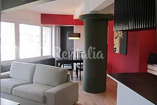 Appartement á San Sebastian centre-gros (parking) Guipuscoa