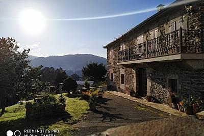 Espectacular apt con terraza & Wifi Lugo