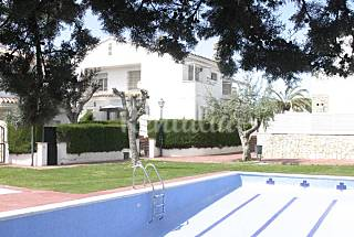 Casa para 4-6 personas a 800 m de la playa Tarragona