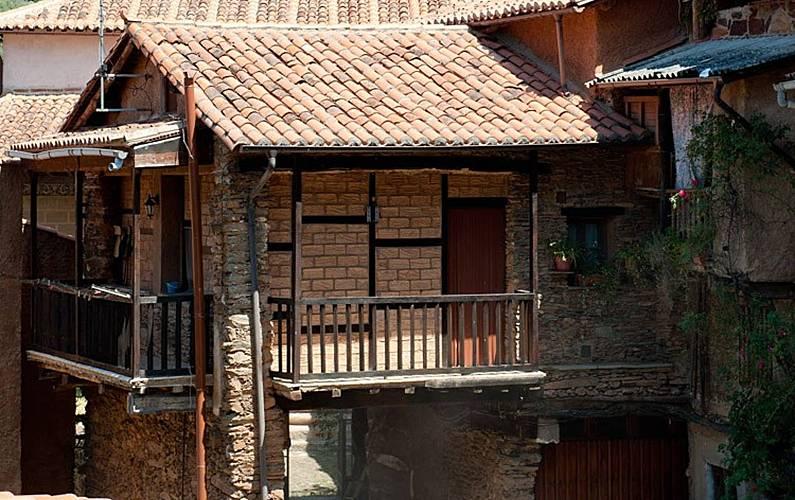 Casa vistas a la montaña Cáceres