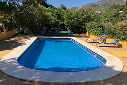 Alquiler de villas en Ojén - Málaga