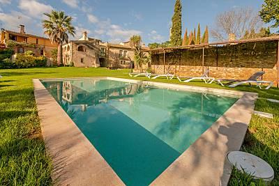 Casa de 6 habitaciones a 20 minutos de la playa Girona/Gerona