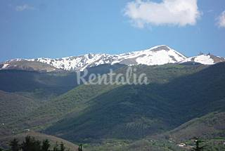 House Mountain. Rieti