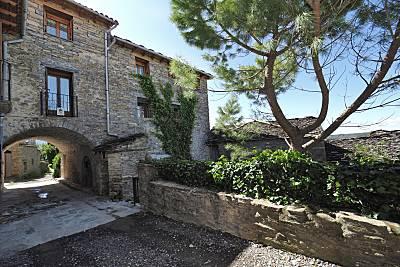 Casa para 12 personas en Coscojuela de Sobrarbe Huesca