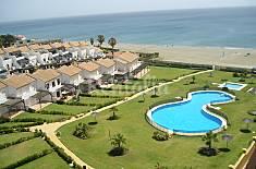 Casa para 8-11 personas a 50 m de la playa Málaga
