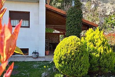Casa de Turismo Rural IBAIALDE SOBRON Álava