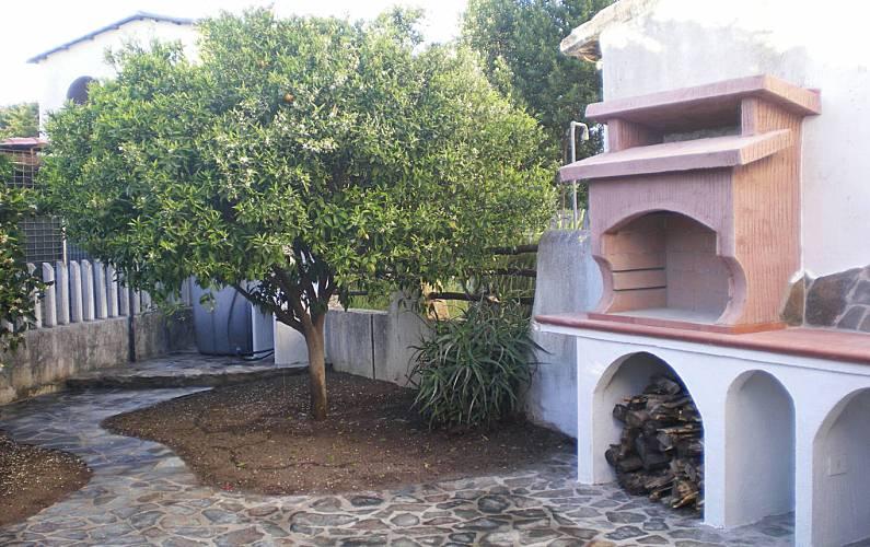 Villetta Parte esterna della casa Cagliari Quartu Sant'Elena casa - Parte esterna della casa