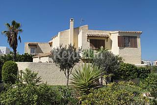 Villa for rent only 100 meters from the beach Valencia