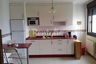 Appartement pour 4-6 personnes à 200 m de la plage Asturies