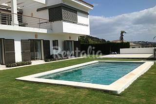 Totally equipped villa only 500 meters from the beach Cádiz