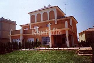 Villa for 8 people only 150 meters from the beach Huelva