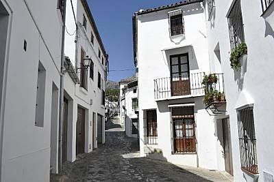 Espaciosa casa en Grazalema Cádiz