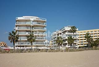 3 Apartamentos de 2 habitaciones a 75 m de la playa Castellón