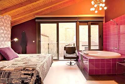 Espectacular casa con terraza Madrid