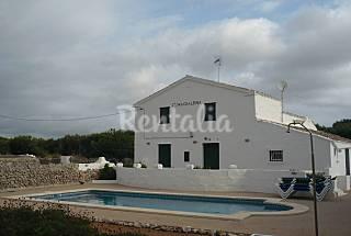 Casa campo con piscina privada en Menorca Menorca