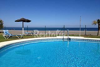 Casa de 3 habitaciones a 30 m de la playa Málaga