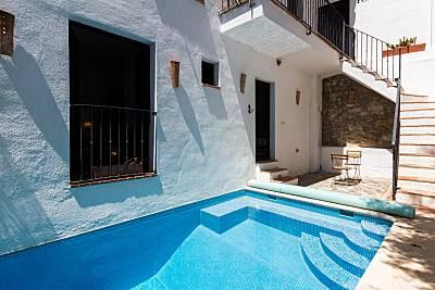 Casa para 2-4 personas en Saleres Granada
