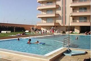 Apartamento de 2 habitaciones a 50 m de la playa Aveiro
