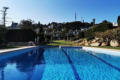 Casa para 3-5 personas a 1400 m de la playa Girona/Gerona