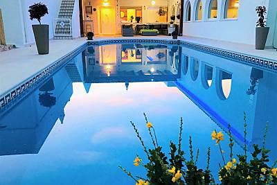 Villa en alquiler a 500 m de la playa Algarve-Faro