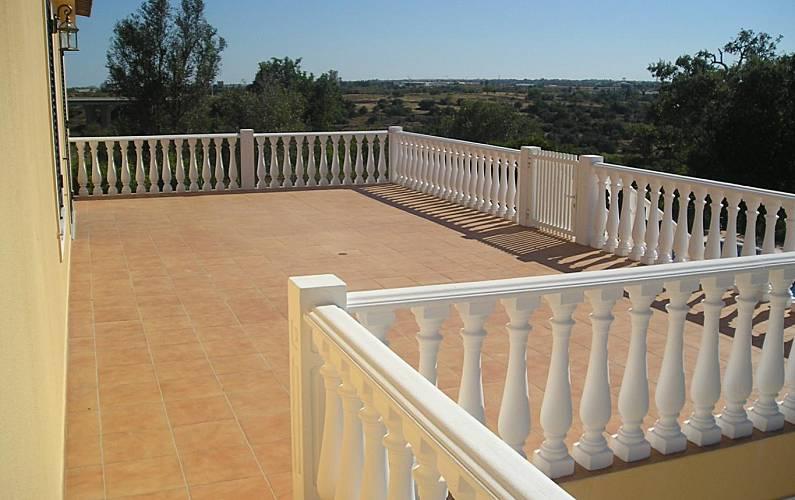 Villa Terrace Algarve-Faro Silves villa - Terrace
