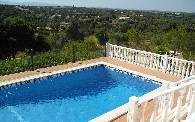 Villa Swimming pool Algarve-Faro Silves villa - Swimming pool