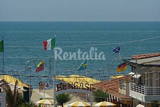 Appartamento per 4-5 persone a 50 m dal mare Lucca