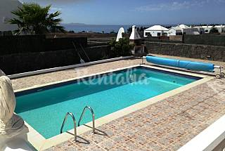 Villa for rent only 700 meters from the beach Lanzarote