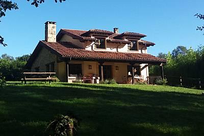 Villa para 9 personas a 3 km de la playa Asturias